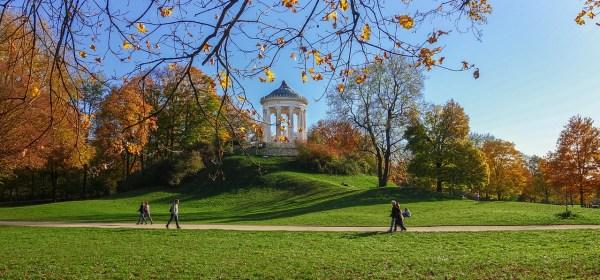 Munich Englischer Garten