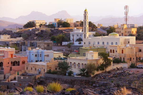 Muscat Oman Travel Guide