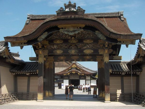 Ninomaru Palace inside Nijo Castle