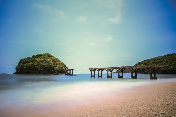 Pasir Putih Beach Bali Indonesia