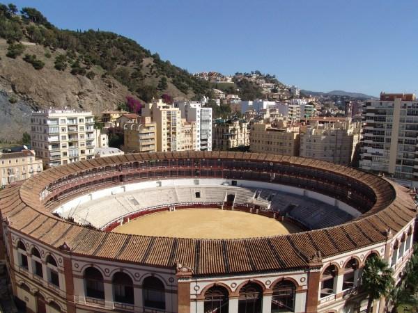 Plaza de toros de La Malagueta