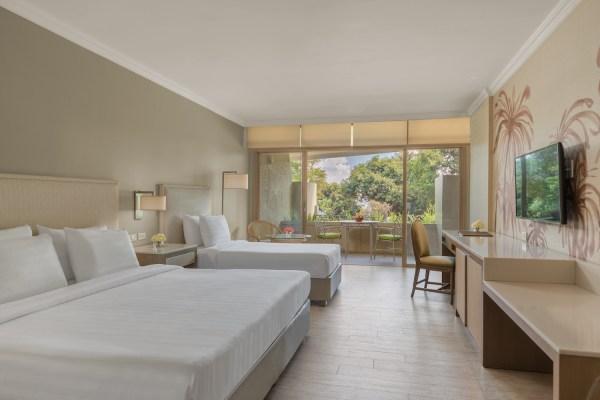 Ridge Wing Room at Taal Vista Hotel in Tagaytay