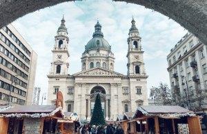 St. Stephens Basilica, Budapest Hungary by Liam Mckay via Unsplash
