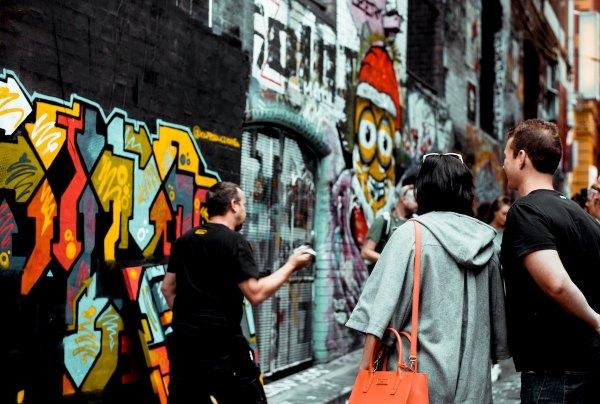 Streets of Melbourne by Annie Spratt via Unsplash - Direct Flight Between Manila and Melbourne
