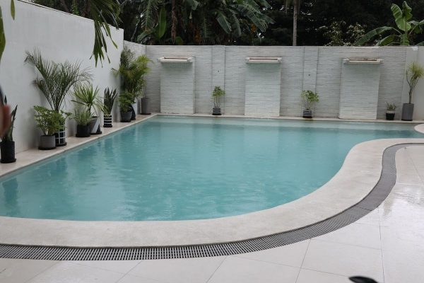 Swimming area at Le Blanc Hotel