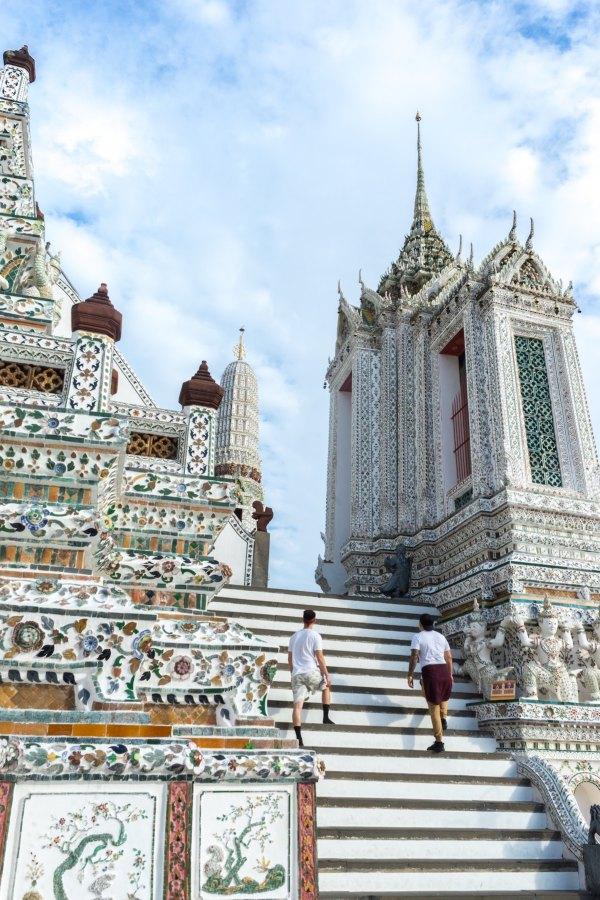 Wat Arun - Best Things to Do in Bangkok photo by Jordan Le via Unsplash
