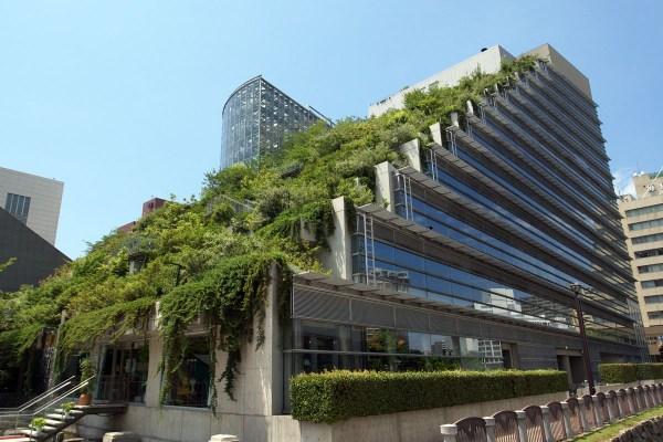 ACROS Building photo by Pontafon