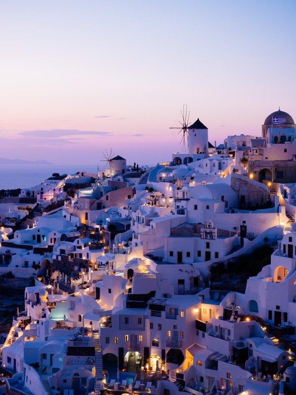 Amazing Things to do in Santorini by Tom Grimbert via Unsplash