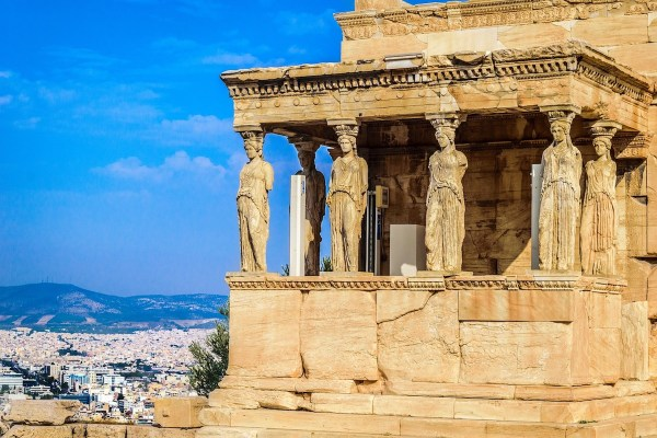 Athens Half Day Tour including Acropolis Museum