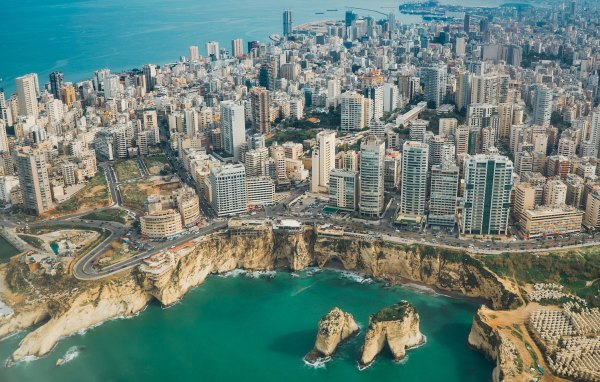 Beirut Travel Guide Blog photo by Piotr Chrobot via Unsplash