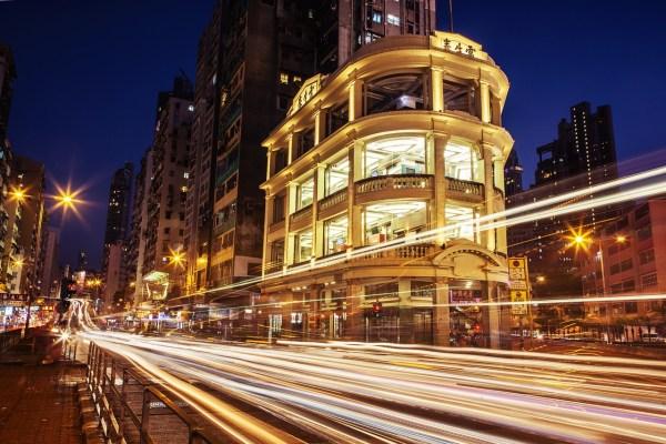 Best Hong Kong Luxury Hotels