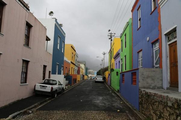 Bo-Kaap in Cape Town