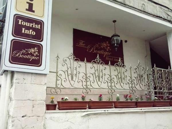 Boutique Hotel Amman