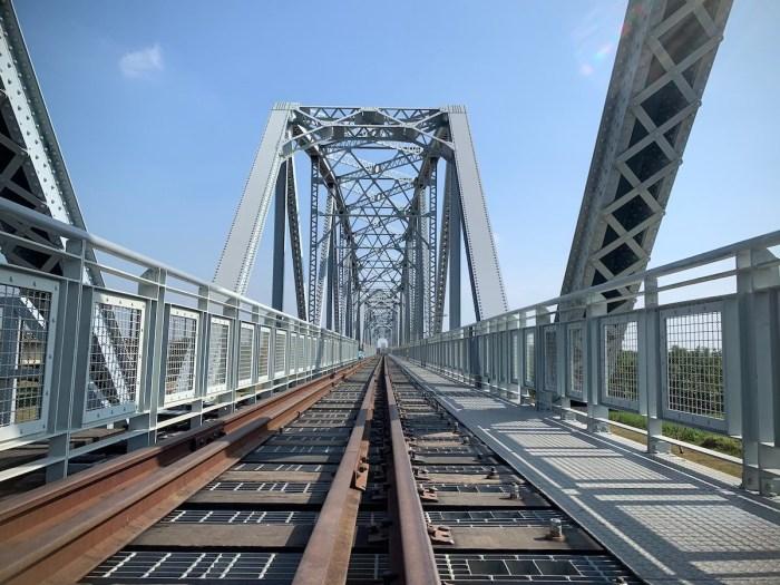 Dashu Old Railway Sky Bridge