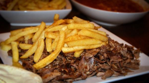 Dinner in Amman Jordan