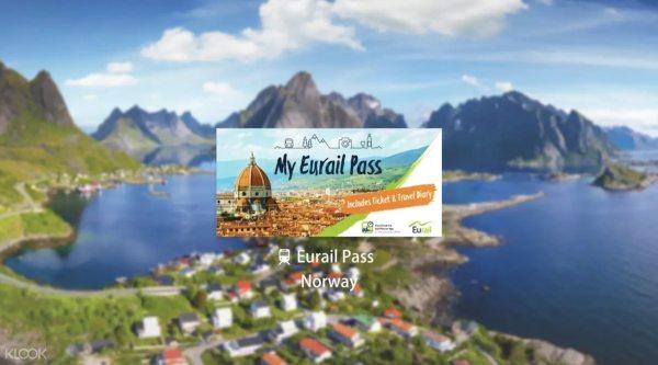 Eurail Pass Norway image via KLOOK