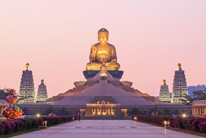 Fo Guang Shan Buddha Memorial Center