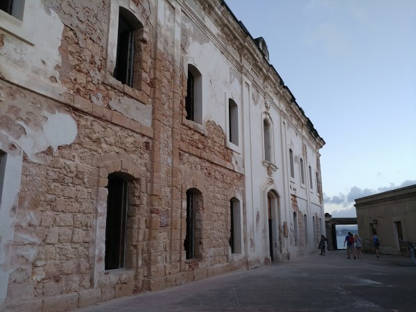 Fortress in Old San Juan PR