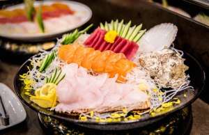 Fresh catch makes the most succulent sashimi. Savor Only the Freshest at Kitsho