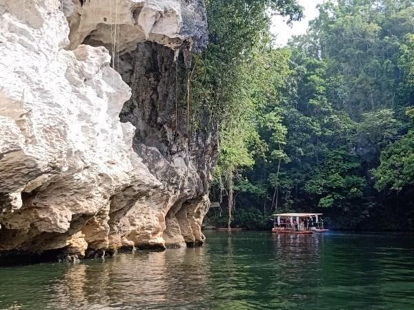 Golden River in Basey, Eastern Samar