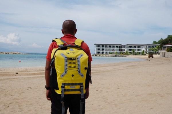 Inrigo camera backpack takes waterproof to next level