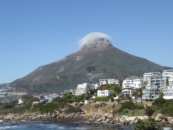 Lions Head in Cape Town