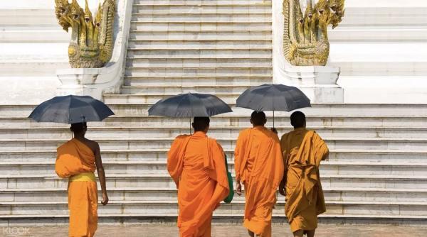 Luang Prabang Half Day City Tour photo via KLOOK