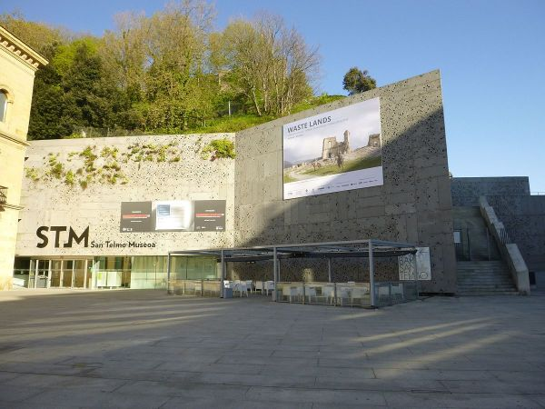 Museo de San Telmo by Joxemai via Wikipedia CC