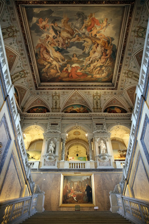 Natural History Museum in Vienna by Tsui via Wikipedia CC