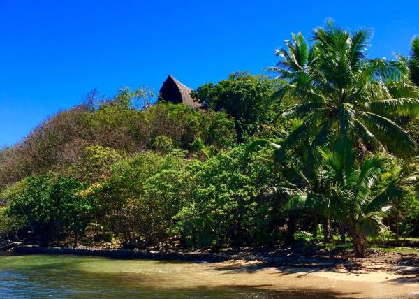 Oneta Resort in Ono Island Fiji