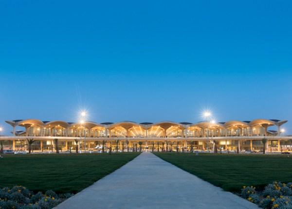 Queen Alia International Airport by T1259 via Wikipedia CC