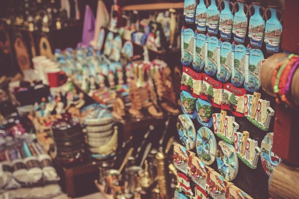 Souvenirs from Beirut by jametlene reskp via Unsplash