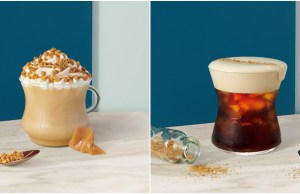 Starbucks Artisanal Coffee Beverages