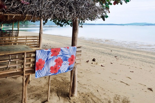 Super Absorbent Beach Towel