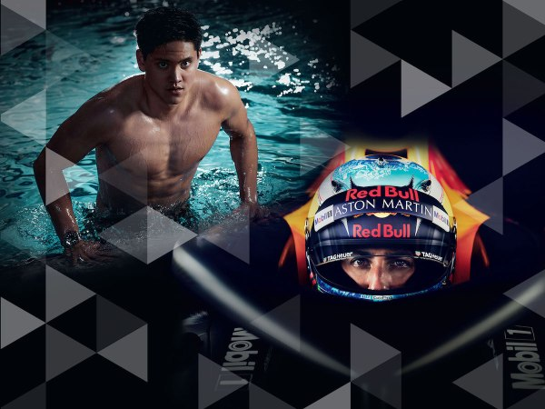 TAG Heuer - Grand Prix Season Singapore 2018