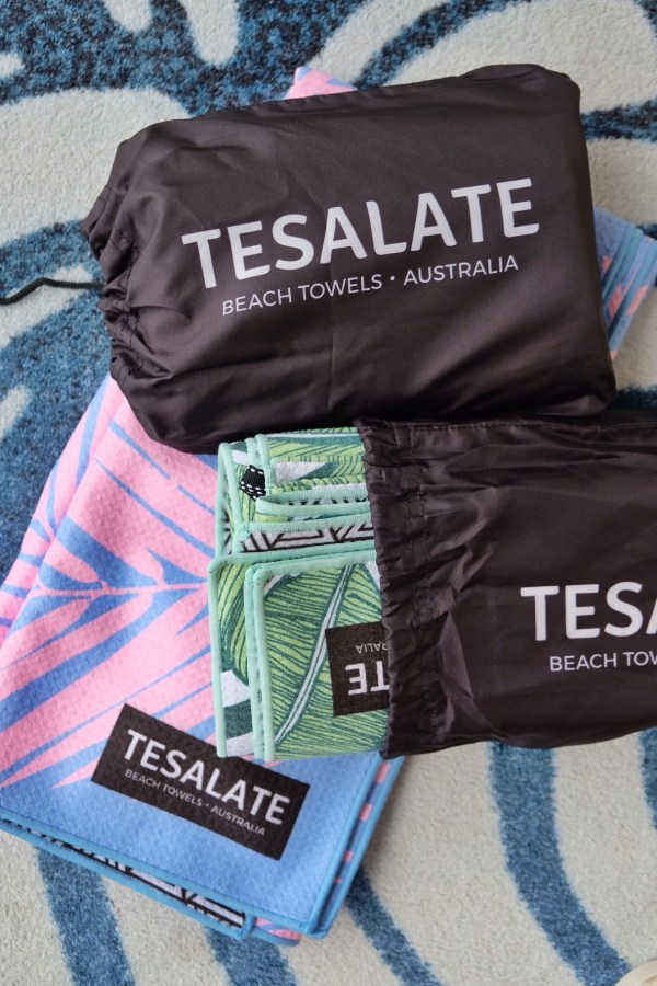 Tesalate Beach Towels from Australia