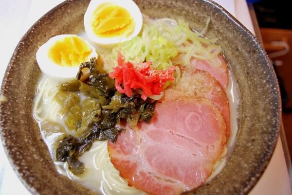 Tonkotsu ramen by Yumi Kimura via Flickr CC