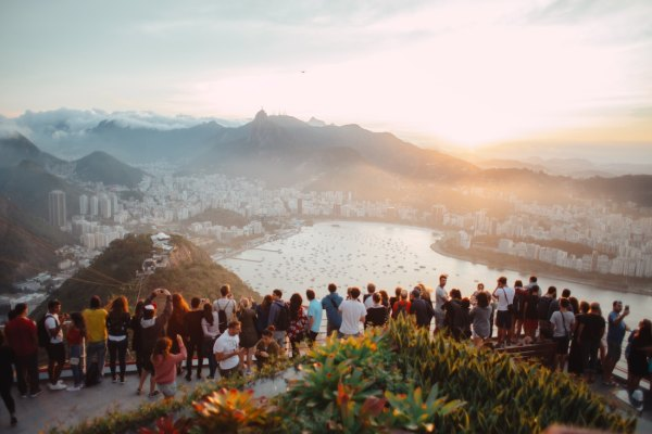 Tourist Attractions and Things to do in Rio de Janeiro photo by Elizeu Dias via Unsplash