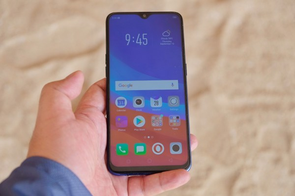 Travel Gadget Review - OPPO F9