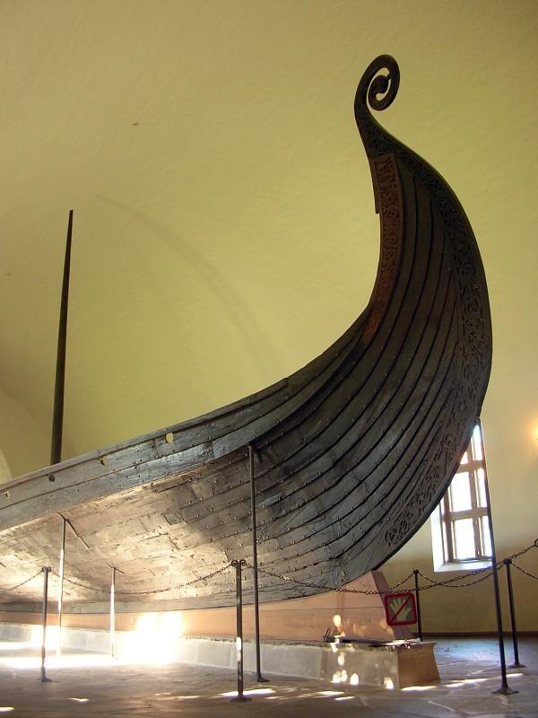 Viking Ship Museum photo by Grzegorz Wysocki via Wikipedia CC
