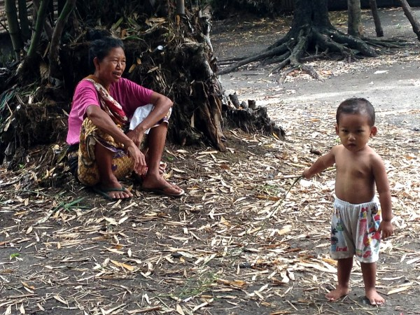 Village in Lombok