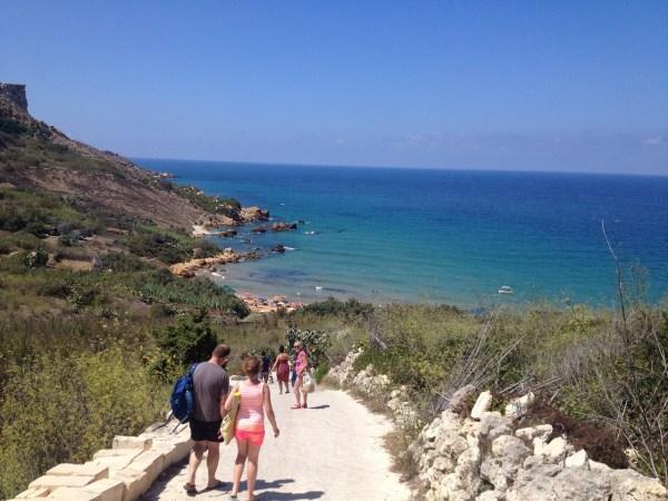 Water Activities in Malta
