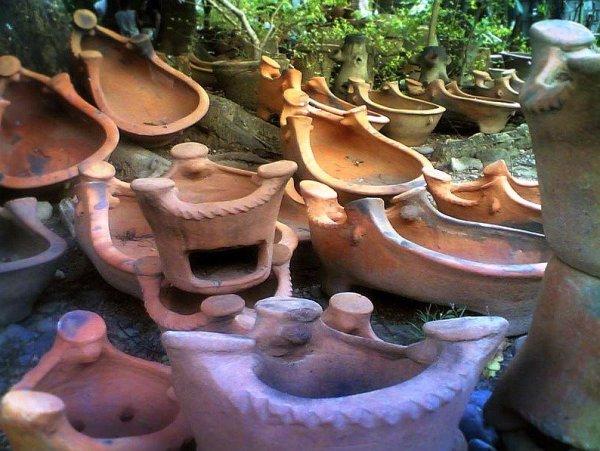 Atulu Pottery Village photo via My Iguig FB Page