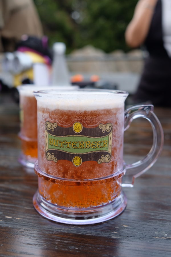 Butterbeer experience
