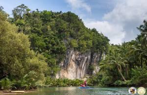 Calbayog City Forest and Marble Park photo via Calbayog City Tourism Office FB