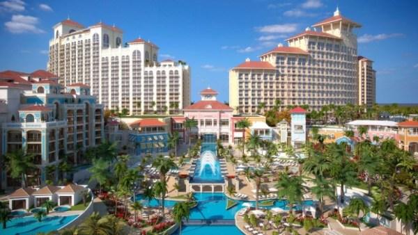 Grand Hyatt Baha Mar - Best Beach Resorts in The Bahamas