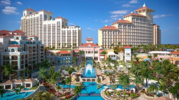 Grand Hyatt Baha Mar - Best Beach Resorts in The Bahamas