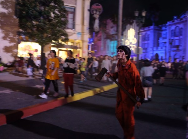 Halloween Horror Night at USJ
