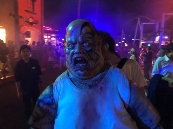Halloween Night at USJ