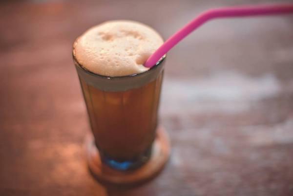 Hand-Brewed Iced Black Tea by Keith Dador